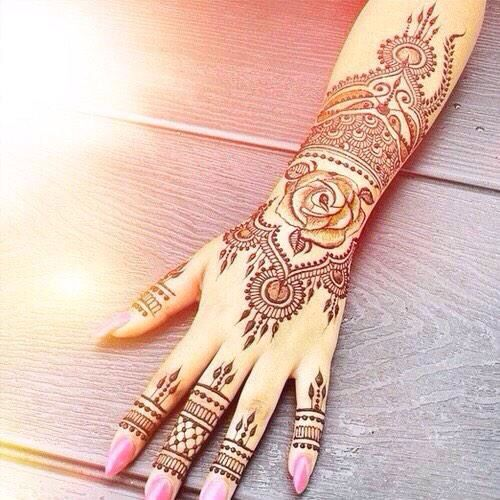 Mehndi Henna By T : Best pretty tattoos i can t get images on pinterest