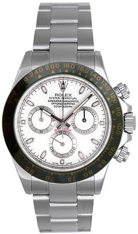 Rolex Daytona Stainless Steel Watches | New & Pre-owned Rolex Watches For Men | Limited Watches | Buy New & Used Rolex Watches
