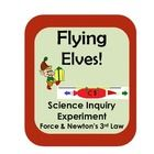 In this inquiry activity you build a balloon rocket (elf) and time it as it 'flies' across a room. you then challenge students to create an elf usi...