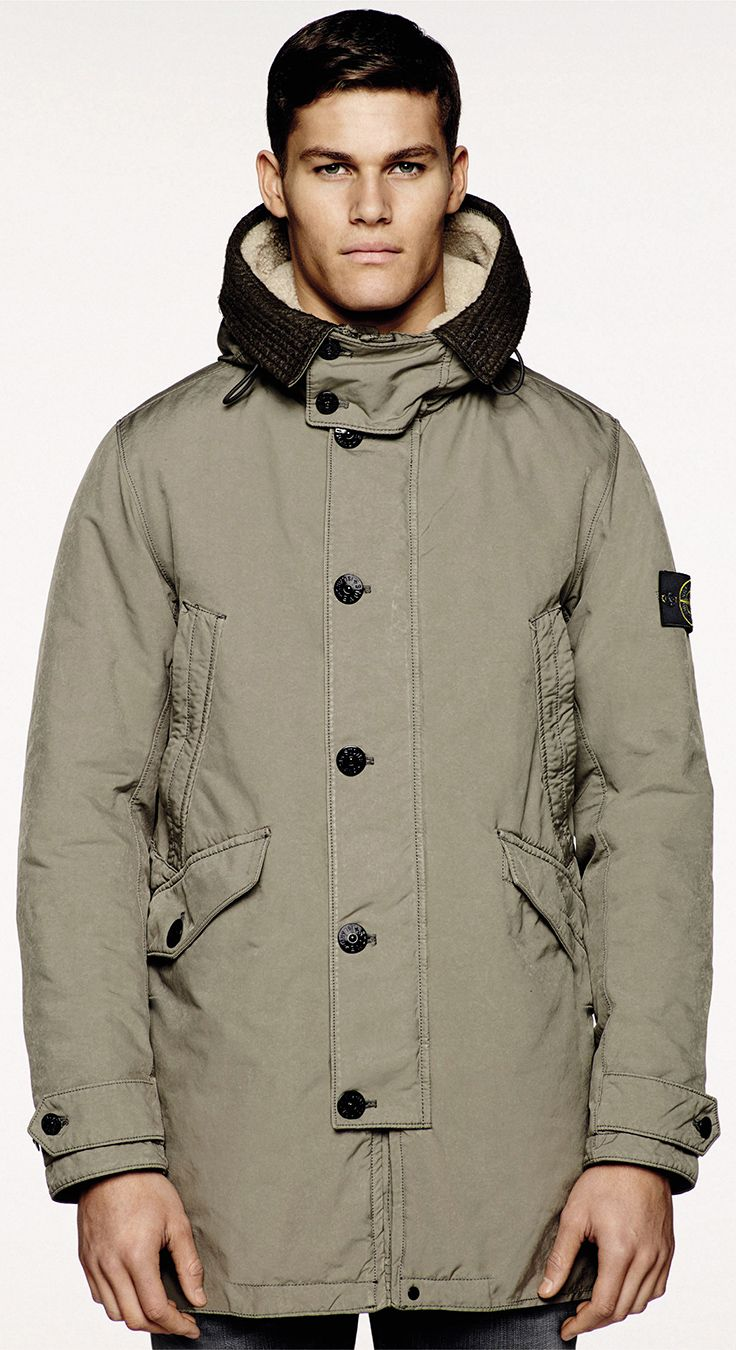 25 Best Images About Stone Island Parka On Pinterest