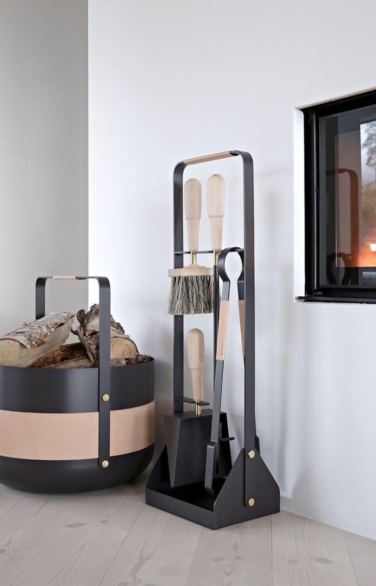 The perfect fireplace accessories - Eldvarm