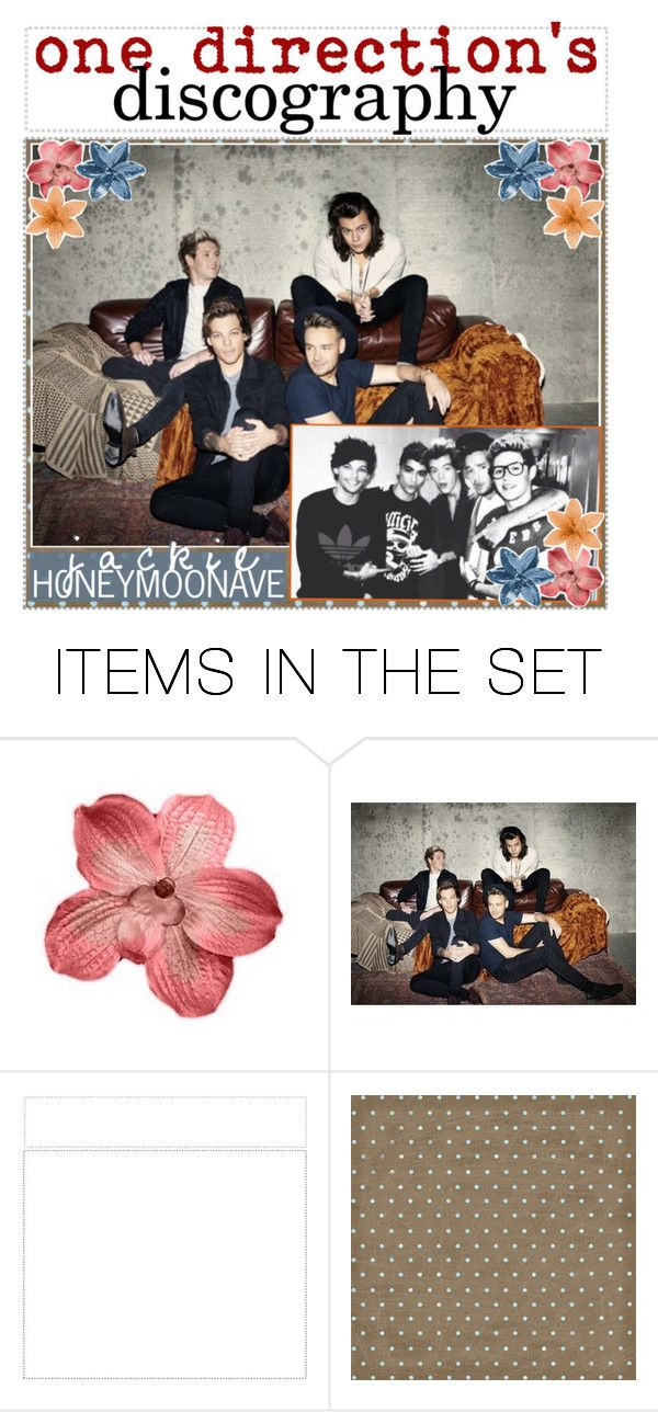 """""""❀; one direction's discography by jackie"""" by celebrity-tippers ❤ liked on Polyvore featuring art and tipsbyJackie"""
