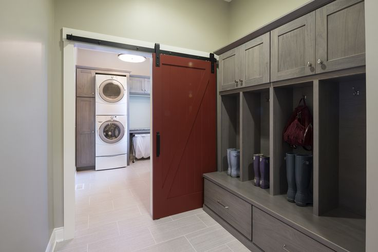 Laundry Room Transformation | Case Indy