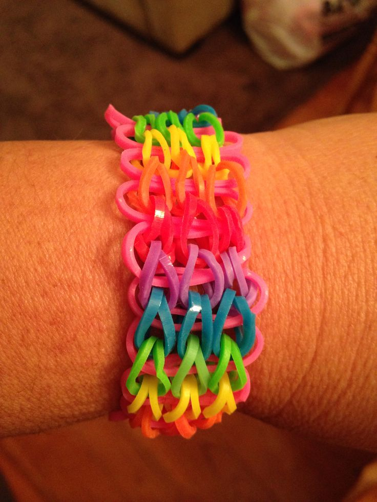 101 best crazy loom images on pinterest rainbow loom bracelets crazy loom waterfall bracelet im addicted this is the best one yet fandeluxe Images