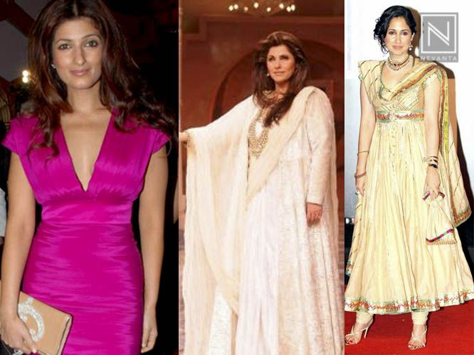 Dimple Kapadia with daughters Twinkle Khanna and Rinke Khanna