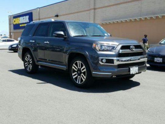 Sport Utility, 2014 Toyota 4Runner Limited with 4 Door in Oxnard, CA (93036)