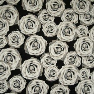 Beige Rose Stretch Cotton