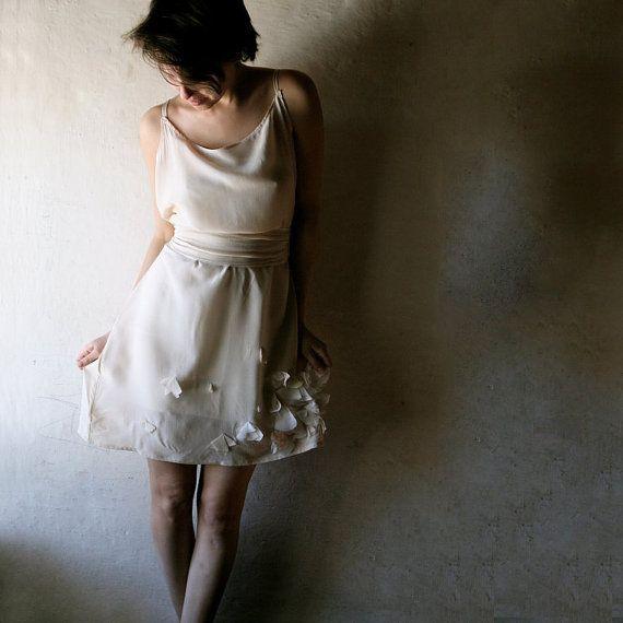 17 Best Ideas About Slip Wedding Dress On Pinterest