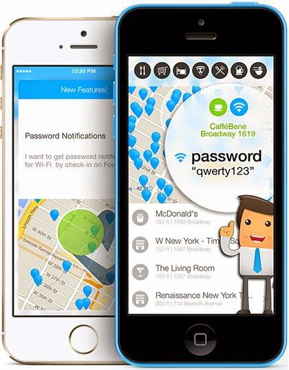 تطبيق WIFI PASSWORD MASTER لاظهار كلمات مرور الشبكات المجاورة