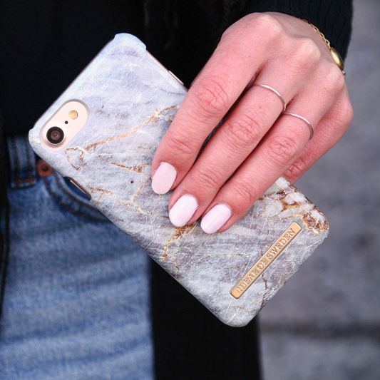 Royal Grey Marble - Fashion case phone cases iphone inspiration iDeal of Sweden #marble #retro #gold #fashion #inspo #iphone #marmor