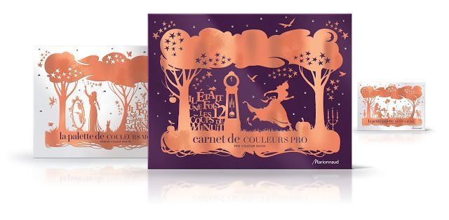 Marionnaud Noel on Packaging of the World - Creative Package Design Gallery