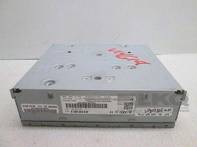 09 10 2009 2010 Audi Q5 Trunk Mounted Radio Receiver OEM LKQ