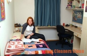 student's room #cleaning