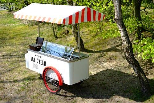 Eiswagen / Ice cart