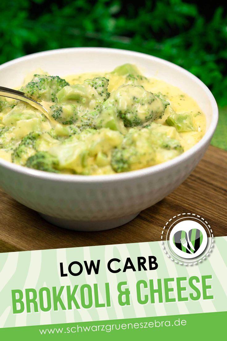 Brokkoli & Cheese, die leckere Low Carb Variante