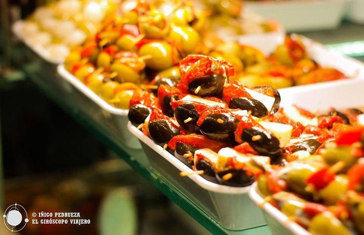 Madrid, mercado de San Antón