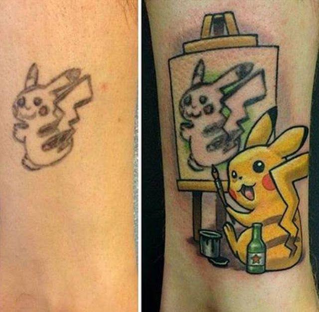 Banaz: 15 tatuajes horribles que fueron cubiertos por tatuajes impresionantes
