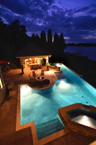 Outdoor Pool Lighting Ideas pool lights designrulz 18 196 Best Images About Pool Lighting Ideas On Pinterest