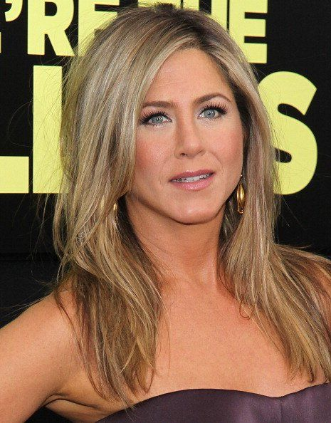Jennifer Aniston at the premiere of We're the Millers