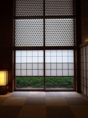 伝統的な日本のインテリア