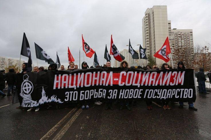 WHITE Technologies 2033: В Москвабаде прошёл XII Русский марш