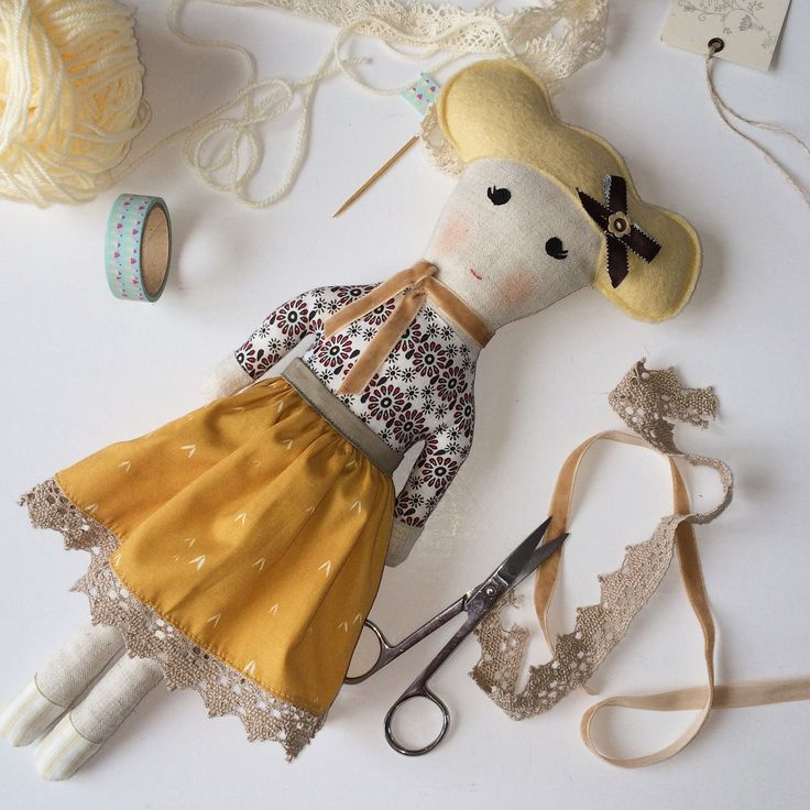 https://flic.kr/p/LyCLGx | A doll for little Milly