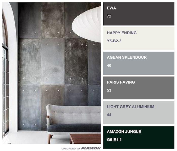 Grey Interior Inspiration 2015 http://plascontrends.co.za/grey-interior-inspiration-2015/ #colour #grey #plasconpaint