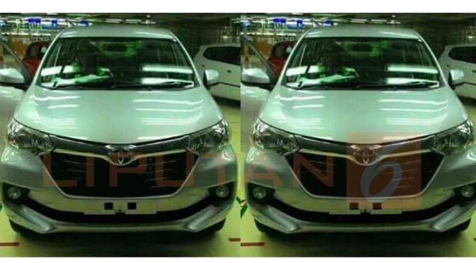 Toyota Hadirkan New Avanza Veloz Mesin 1,3 Liter.