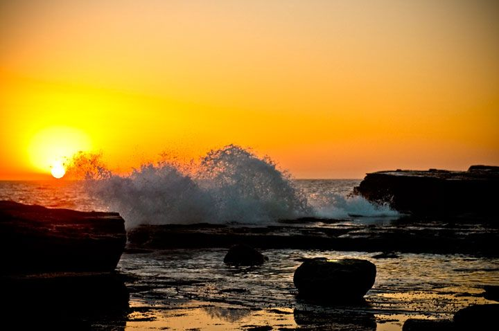 Terrigal, Central Coast  - dawn.