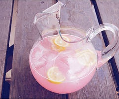 Wouldn't be the summer without lemonade