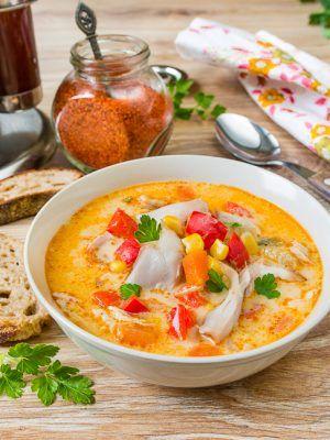 Острый суп с курицей и кукурузой: как приготовить - проверенный пошаговый рецепт с фото на Вкусном Блоге