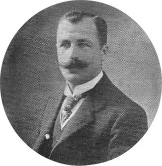 O. Wagner propietario de la antigua Botica Inglesa 1910-07-30