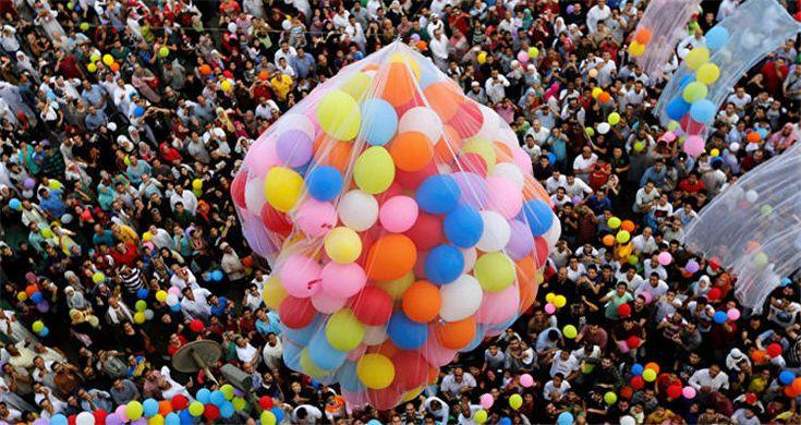 عيد الفطر 1440 أول أيام عيد الفطر وموعد صلاة العيد في مصر والدول العربية Celebration Around The World Eid Al Fitr Eid