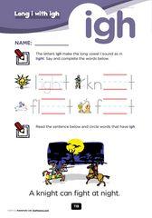 2nd Grade Level Phonics Worksheets Long Vowels Vowel Digraphs R