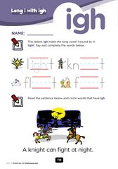 1000+ images about -igh & -ie words on Pinterest | The long, Words and ...
