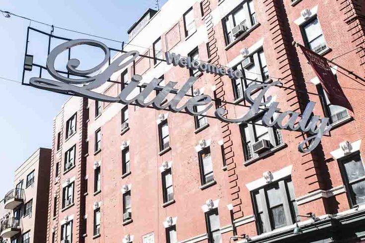 Benvenuto a segno, Piccola Italia NYC