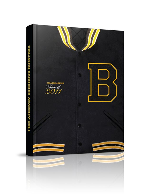 Joey Letter jacket on the cover is