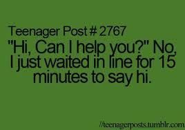 teenager posts   Publish with Glogster!