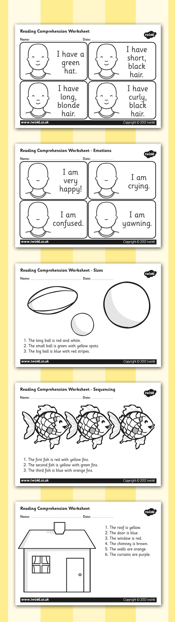 worksheet Reading Comprehension Worksheet 5th Grade 1000 ideas about comprehension worksheets on pinterest grade 1 twinkl resources reading higher ability printable for primary