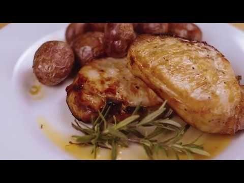 Air Fryer Pork chops – GoWISE USA