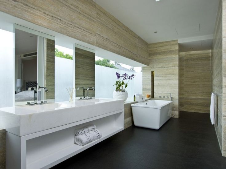 Modern Restrooms Delectable 16 Best Modern Restrooms Images On Pinterest  Modern Bathrooms