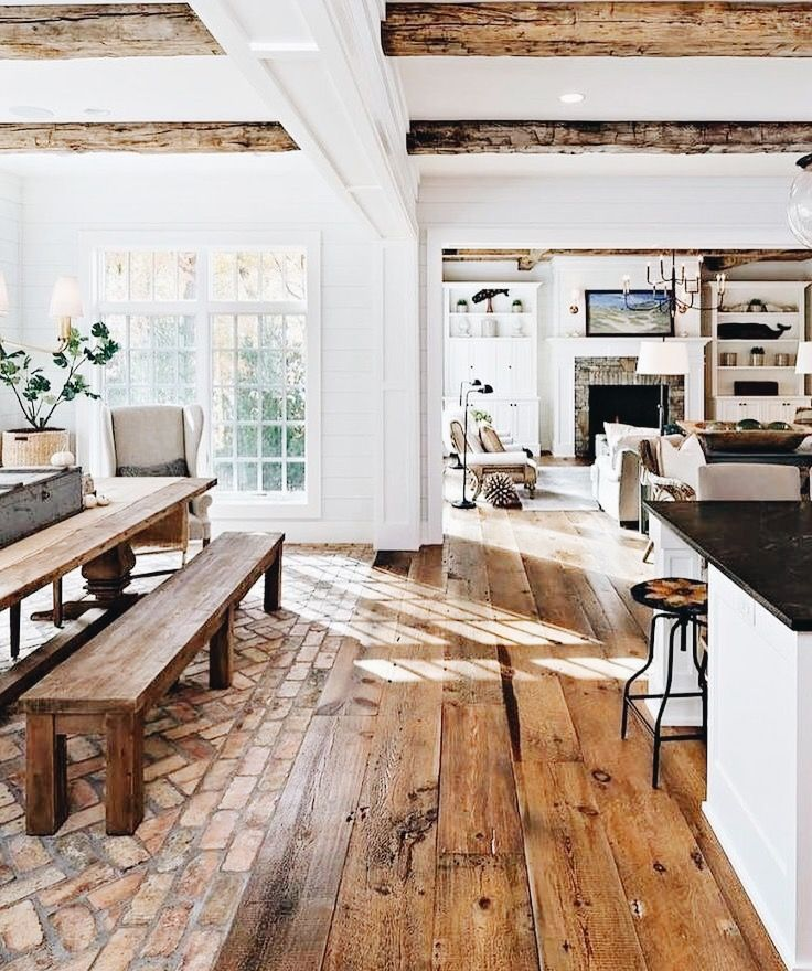Lecybros Com In 2020 Rustic Country Kitchens Farmhouse Interior Design Farmhouse Interior