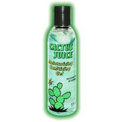 Cactus Juice Sanitizing Gel 6 oz. by Cactus Juice. $8.70. Meets OSHA (Occupational Safety and Health Agency) Bloodborne Pathogen Standard requiring antiseptic hand cleanser. Made from all-natural ingredients. Meets CDC (Center for Disease Control) guidelines as a hand sanitizer. Meets FDA standards as a hand sanitizer. Meets requirements of state and federal authorities for hand antisepsis where soap and water are not available or required. Cactus JuiceTM Moisturizing Sanitizi...