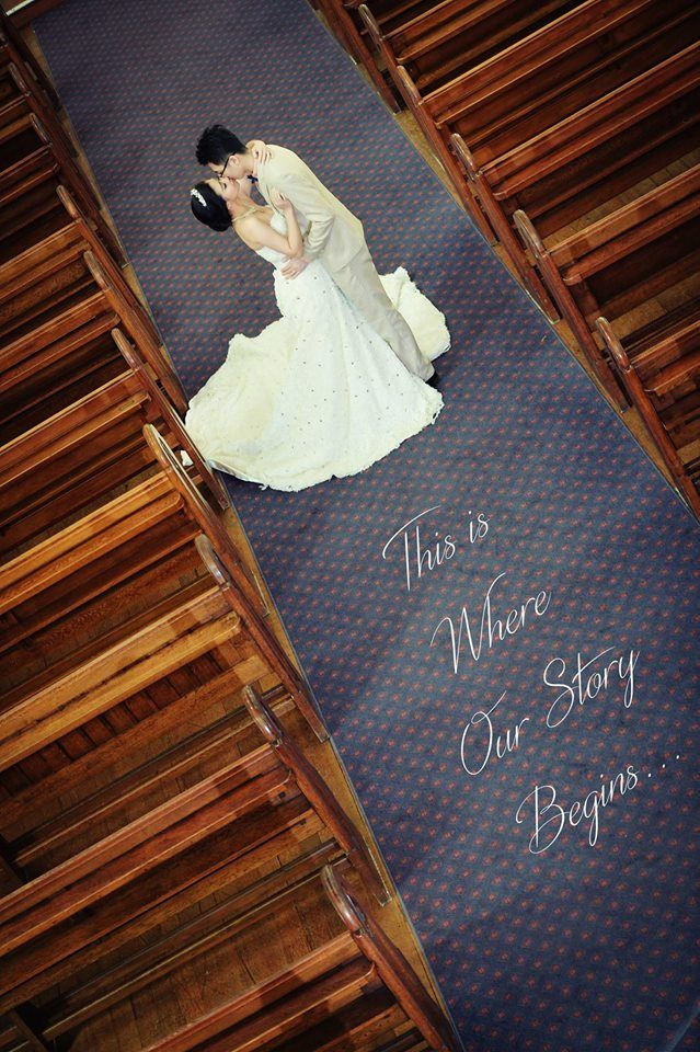 Romantic moments of beautiful couple #wedding #weddingphotography