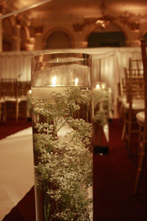 Ideas about cylinder vase centerpieces on pinterest