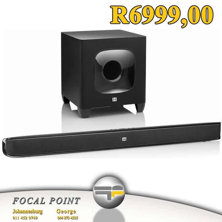 """Plug-and-play solution, Bluetooth connectivity and TV-volume """"learning"""" capability are only three of the features that the Sound-bar  Sub-woofer 400's offers, this system will put the """"WOW"""" into your home entertainment system this winter. #technology #itsolutions #lifestyle"""
