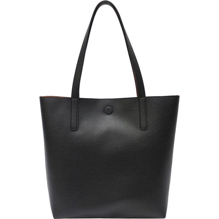 Walmart Tan Black Reversible Tote Bag Wish List