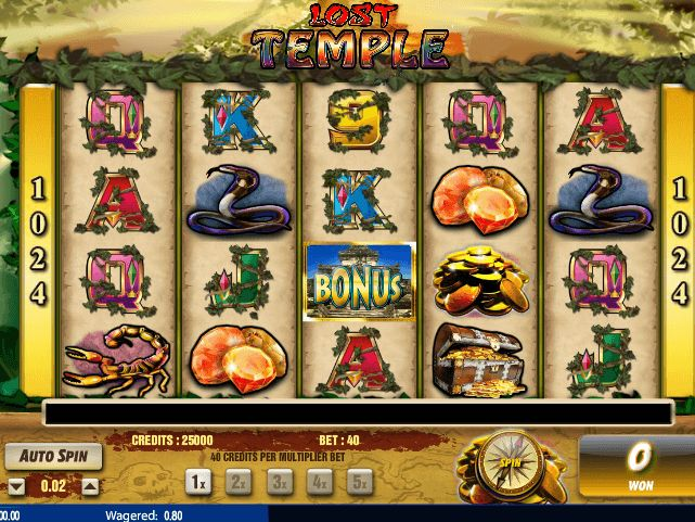 Lost Temple - http://freeslots77.com/pt/free-online-slot-lost-temple - http://freeslots77.com/pt