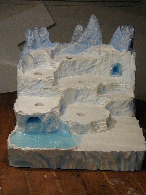 Styrofoam Village Displays | Recent Photos The Commons Getty Collection Galleries World Map App ...