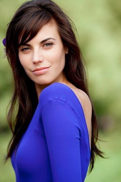 Meghan Ory ~ Corinna Selwn (Adhara's Mother)
